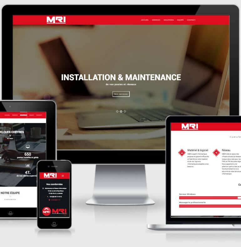 M&RI | Maintenance Informatique