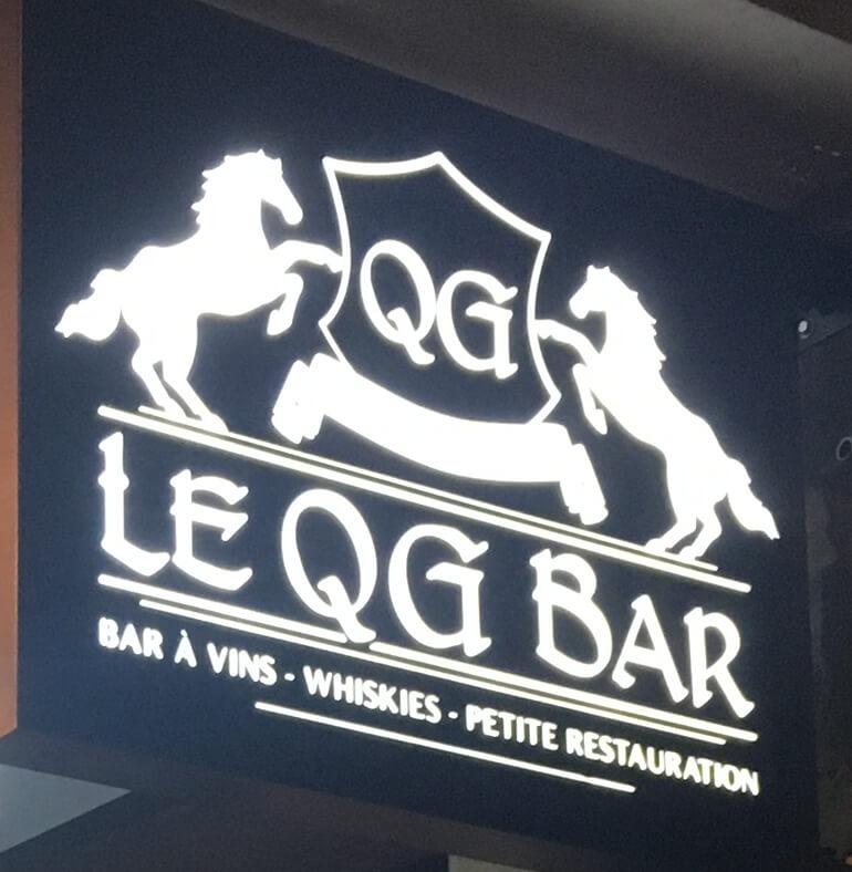 QG Bar | Bar