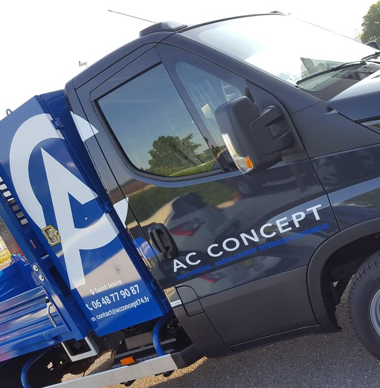 AC Concept | Travaux