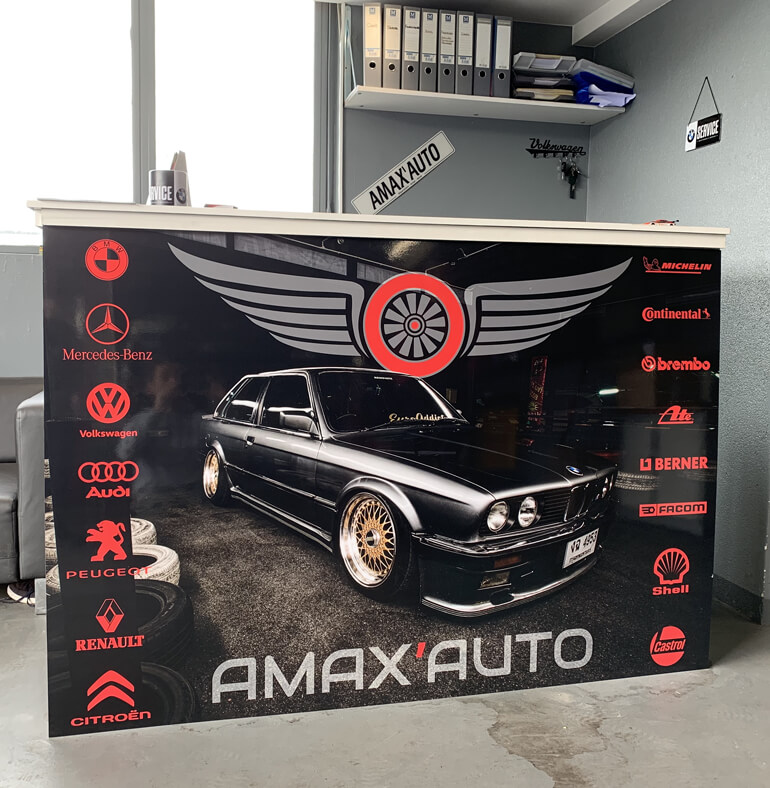 AMAX'AUTO | Garage toutes marques