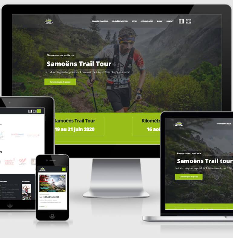 Samöens Trail Tour