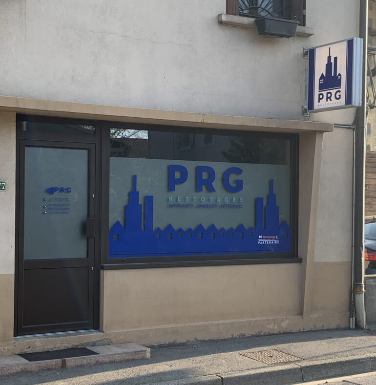 PRG Nettoyages | Services