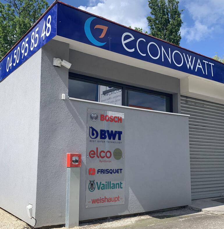 Econowatt - Energies