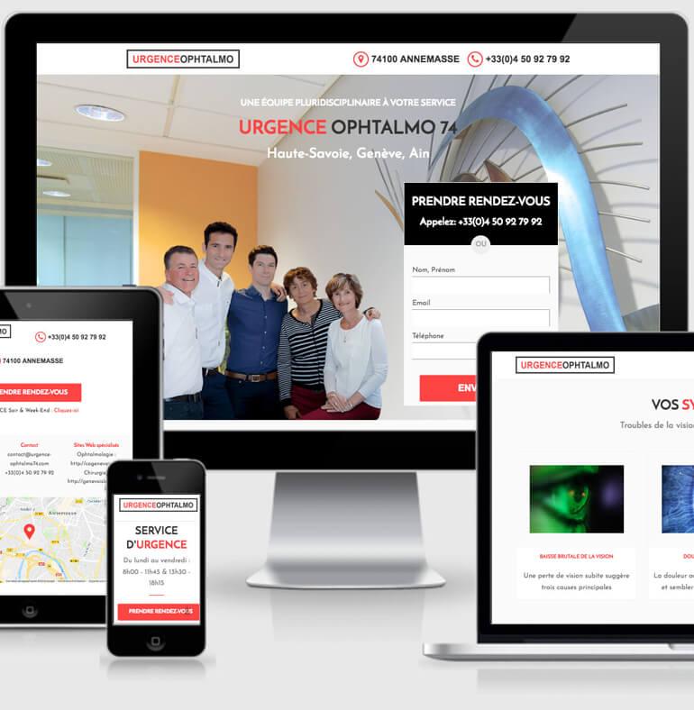 Urgence Ophtalmo 74 | Médical