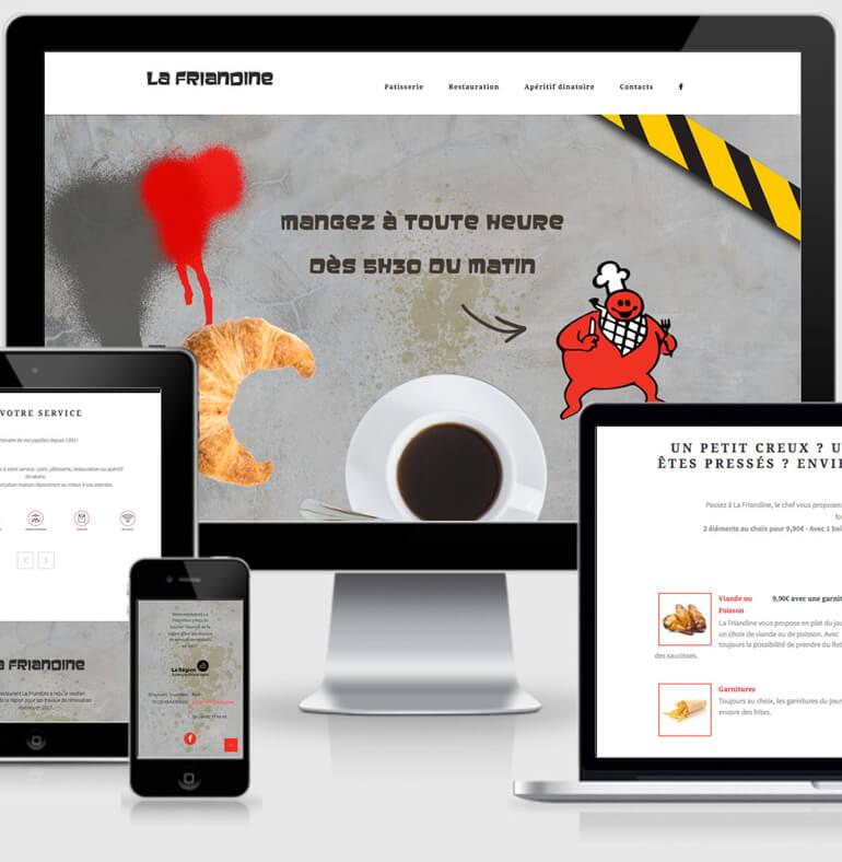 La Friandine | restaurant-pâtisserie