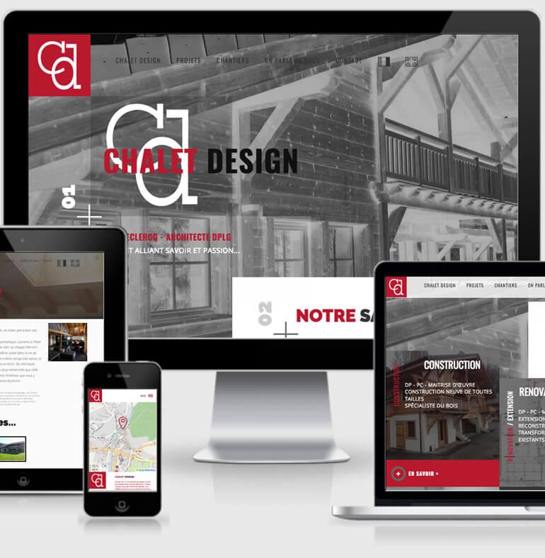 Chalet Design | Architecte