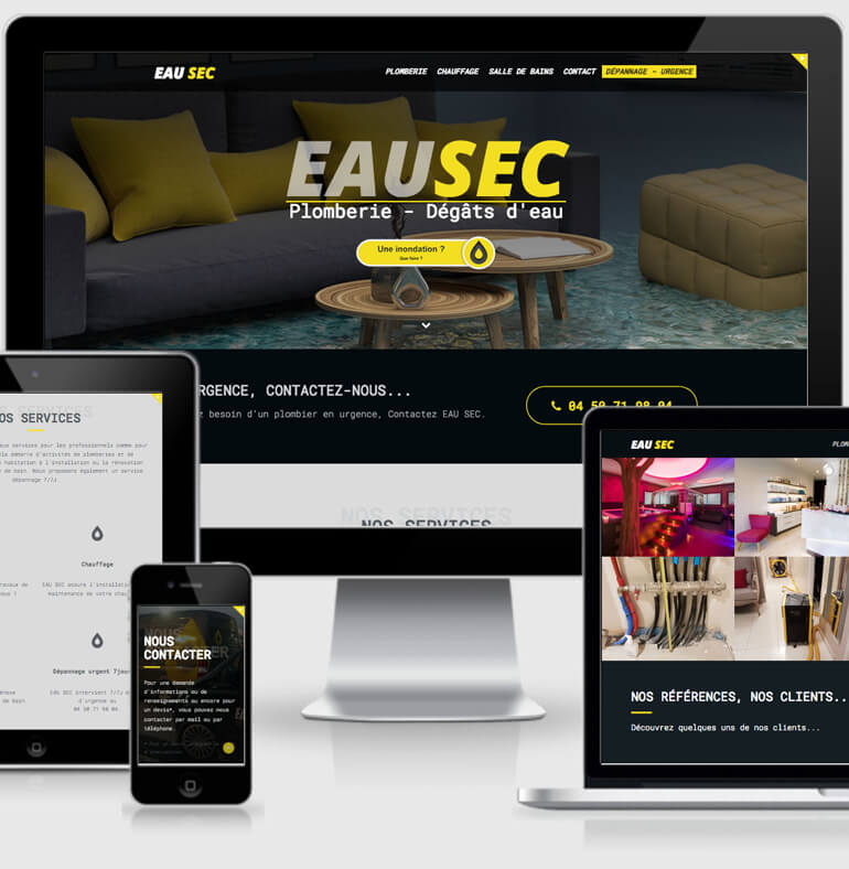 EAU SEC | Plombier